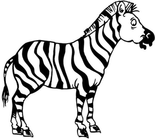 Coloriages animaux en afrique - La savane dessin ...