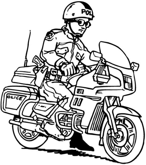 Coloriages velos motos et autres centerblog - Police dessin ...