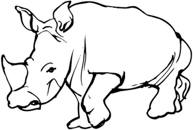 Coloriages animaux en afrique page 2 - Coloriage afrique a imprimer ...